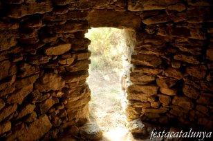 Castellolí - Barraques de pedra seca - Barraca del Rei Gran