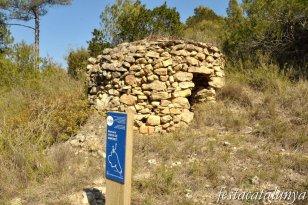Castellolí - Barraques de pedra seca - Barraca de la Vinya del Simonet