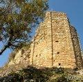 Església romànica de Sant Vicenç del castell de Castellolí ***