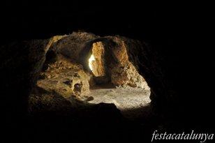 Castellolí - Coves de Can Llucià i de la Font del Ferro