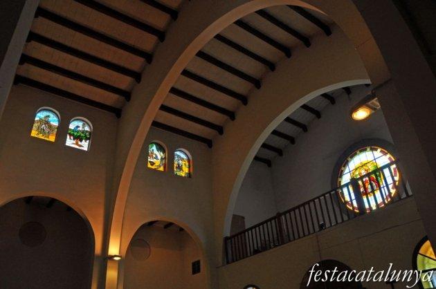 Castellolí - Església nova de Sant Vicenç
