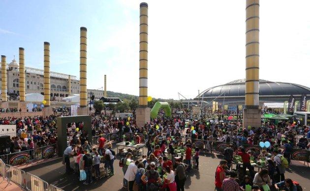 Barcelona - Festa dels Súpers