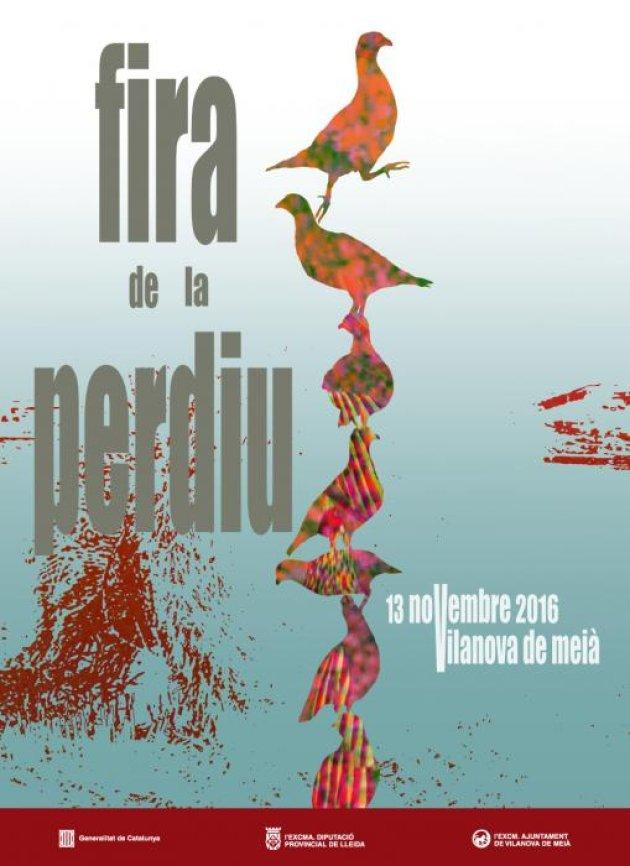 Vilanova de Meià - Fira de la Perdiu