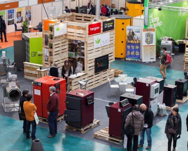 Vic - Fira de Biomassa de Catalunya