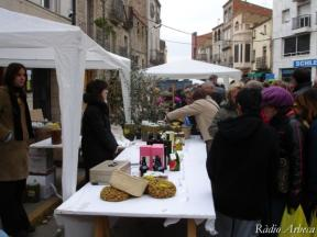 Arbeca - Fira de Santa Caterina, Fira de l'Oliva Arbequina (Foto: Ràdio Arbeca)