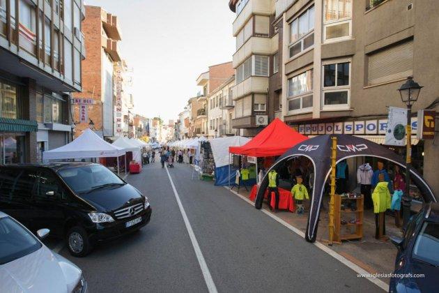 Puig-reig - Fira Comercial de Sant Martí (Foto: Ajuntament de Puig-reig)