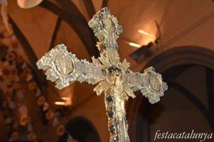 Sant Cebrià de Vallalta - Església parroquial de Sant Cebrià