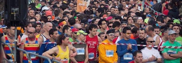 Gavà - Mitja Marató de Gavà (Foto: www.mitjagava.cat)