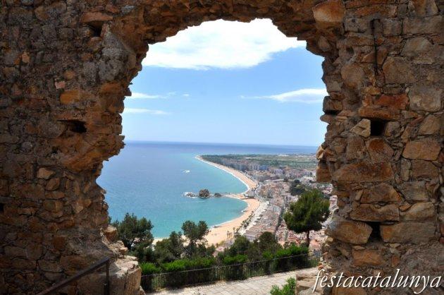 Blanes - Vistes panoràmiques des del Castell de Sant Joan