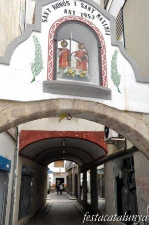 Blanes - Capelleta de Sant Bonós i Sant Maximià