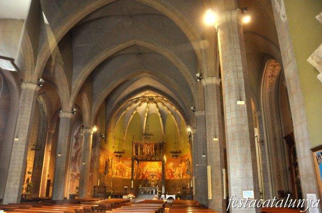 Blanes - Església de Santa Maria