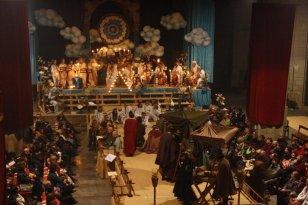 Cervera - Passió Medieval (Foto: www.lapassiodecervera.com)