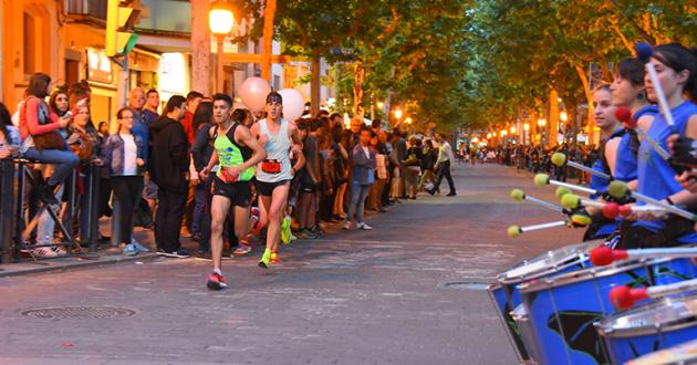 Igualada Urban Running Night Show (Foto: www.urbanrunning.cat)
