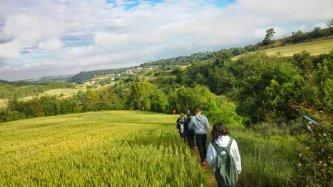 Sant Guim de Freixenet - Caminada de la Marinada