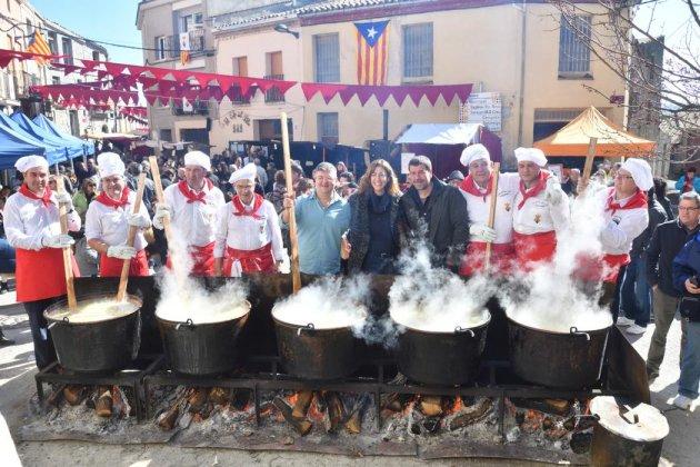 Montmaneu - Festa de la Caldera (Foto: Ajuntament de Montmaneu)