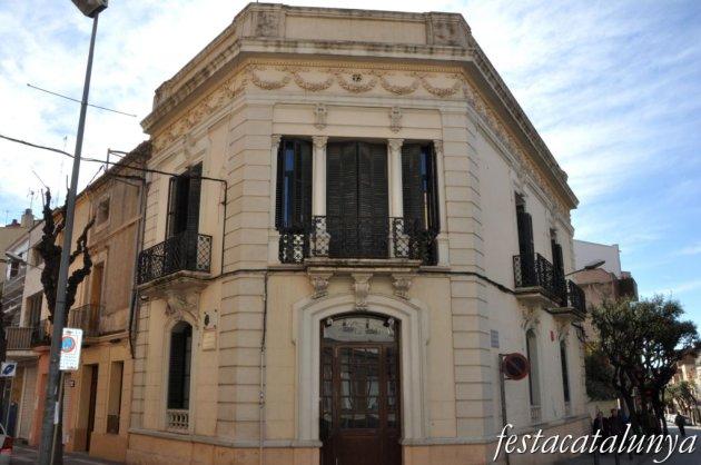 Olesa de Montserrat - Cal Perpinyà