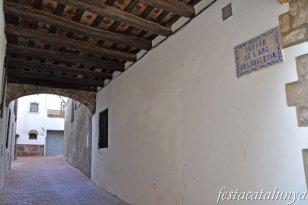 Olesa de Montserrat - Carrer de l'Arc de l'Església