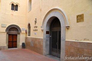 Olesa de Montserrat - Convent de les Mares Escolàpies