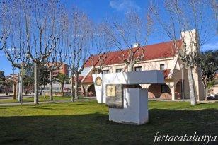 Olesa de Montserrat - Monument als germans Casals