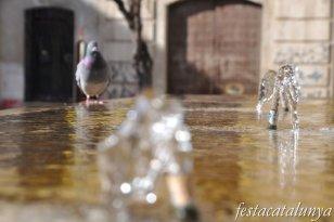 Olesa de Montserrat - Plaça de les Fonts