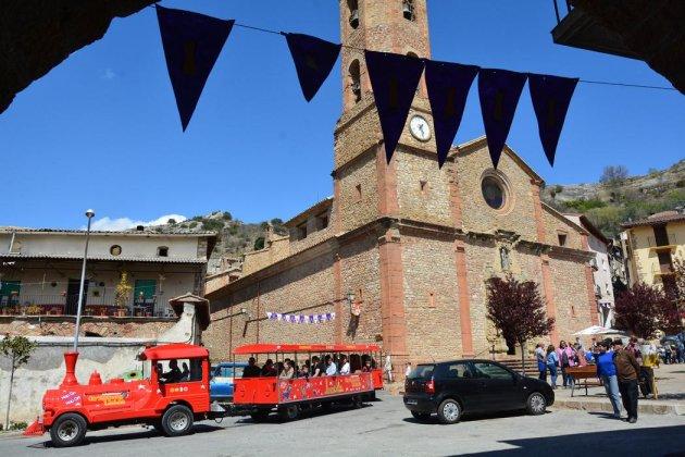 Arén - Fira (Foto: Ayuntamiento de Arén)