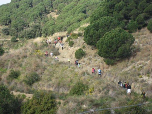 El Masnou - Caminada dels Tres Pobles (Foto: Ajuntament del Masnou)