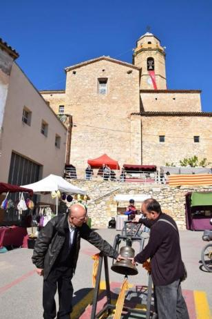 Os de Balaguer - Trobada de Campaners (Foto: Ajuntament d'Os de Balaguer)