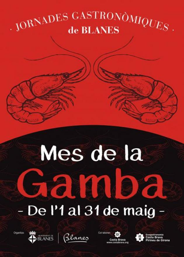 Blanes - Mes de la Gamba, Jornades Gastronòmiques