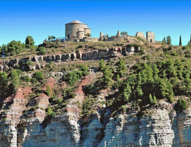 Sallent - Castell (Foto: Ajuntament de Sallent)