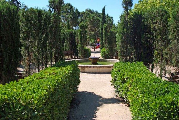 Sallent - Parc Pere Sallés (Foto: Ajuntament de Sallent)
