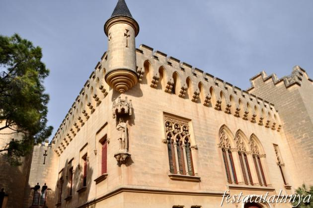 Vila-seca - Castell de Vila-seca o dels comtes de Sicart