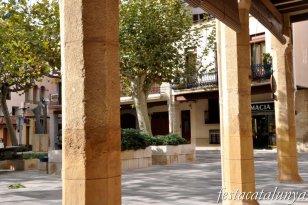 Vila-seca - Plaça de les Voltes