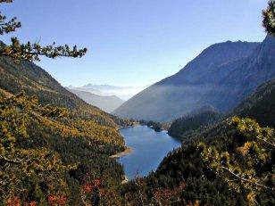 Vall d'Espot - Estany de Sant Maurici (Foto: Arxiu del Parc Nacional d'Aigüestortes i Estany de Sant Maurici)