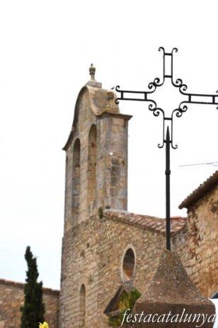 Begur - Església de Sant Esteve d'Esclanyà