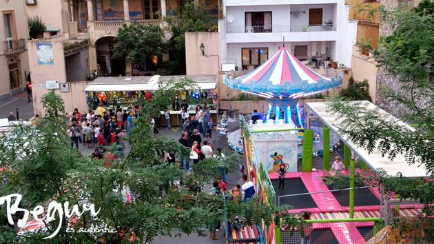 Begur - Festa Major de Sant Pere