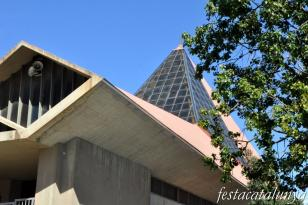 El Prat de Llobregat - Església parroquial de Sant Pere i Sant Pau
