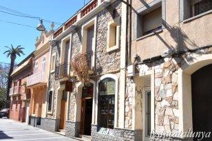 El Prat de Llobregat - Carrer Jaume Casanovas