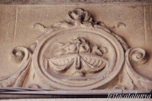 El Prat de Llobregat - Carrer Santiago Rusiñol - Casa Sibila