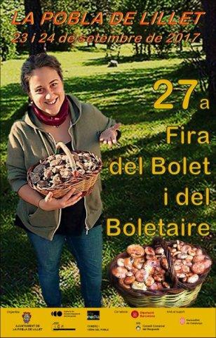 Pobla de Lillet - Fira del Bolet i del Boletaire
