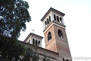 L'Hospitalet de Llobregat - Església Nova de Santa Eulàlia de Provençana