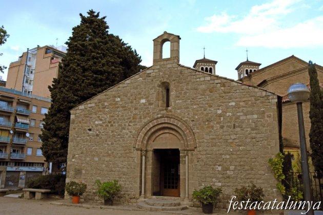 L'Hospitalet de Llobregat - Ermita de Santa Eulàlia de Provençana