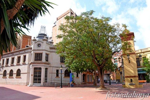 L'Hospitalet de Llobregat - Font de la Plaça del Repartidor