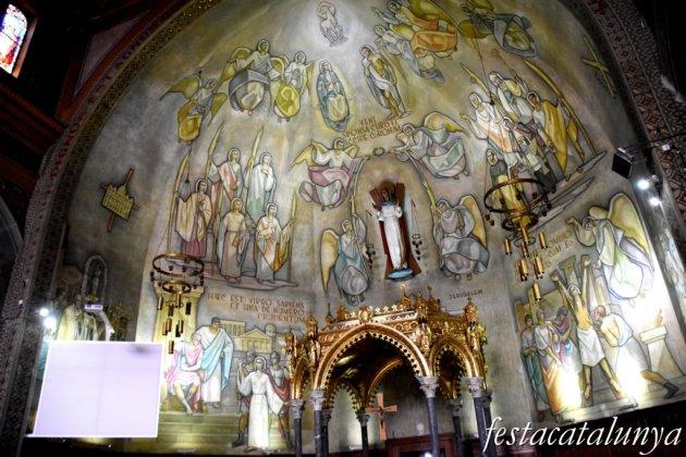 L'Hospitalet de Llobregat - Església de Santa Eulàlia de Mérida