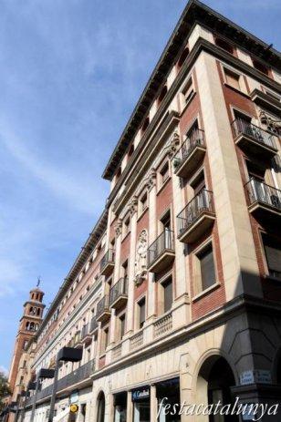 L'Hospitalet de Llobregat - Edifici Caixa de Pensions