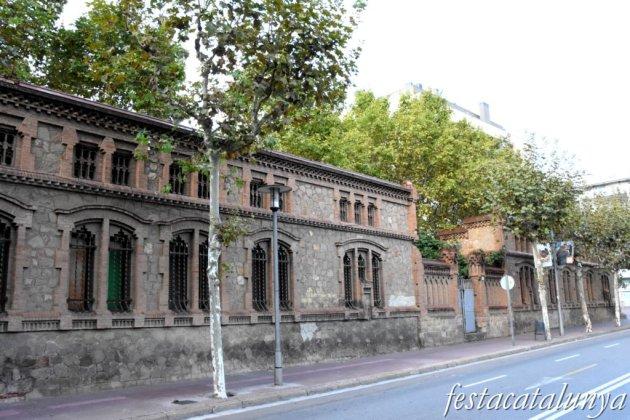 L'Hospitalet de Llobregat - Antiga fàbrica Trinxet