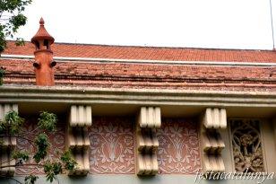 L'Hospitalet de Llobregat - Casa del Director de Tecla Sala