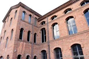 L'Hospitalet de Llobregat - Fàbrica Tèxtil Tecla Sala
