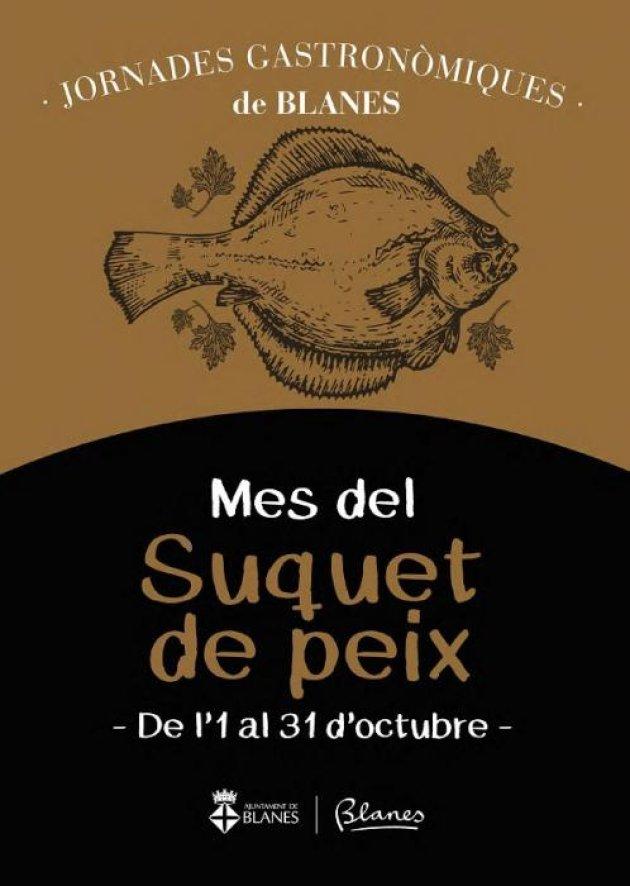 Blanes - Mes del Suquet de Peix, Jornades Gastronòmiques
