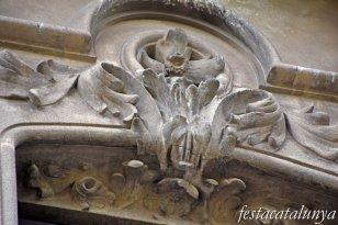 L'Hospitalet de Llobregat - Edificis Rambla Just Oliveras - Casa Josep Oliveras