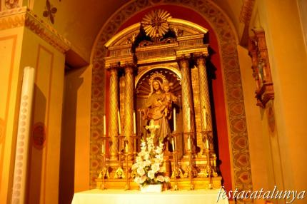 Viladecans - Església parroquial de Sant Joan